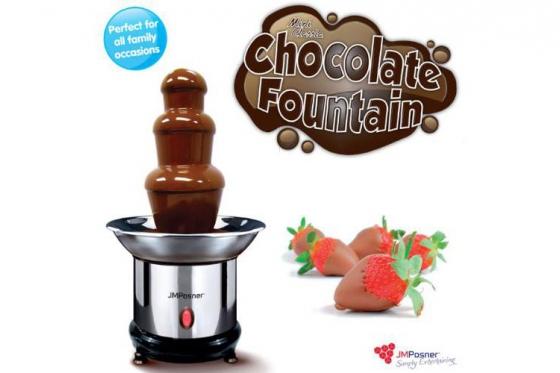 Mini fontaine à chocolat - 32x19cm