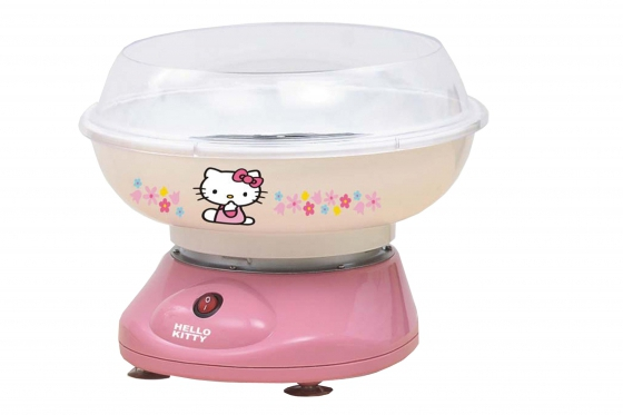 Zuckerwatte Maschine - Hello Kitty