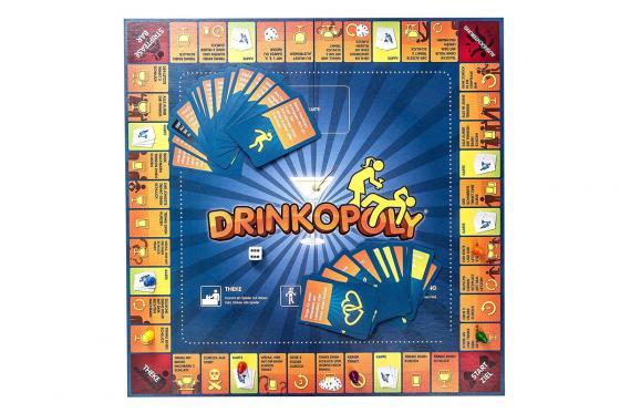 Drinkopoly - Monopoly als Trinkspiel 1