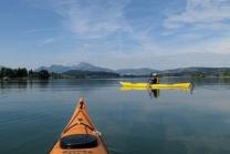 Demi-journée en kayak - pour deux personnes