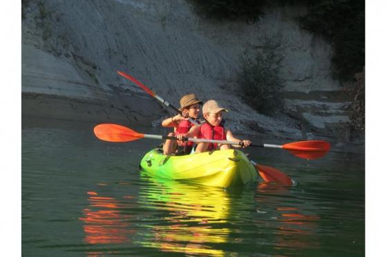Sortie en famille - Kayak au Lac de la Gruyère 2 [article_picture_small]