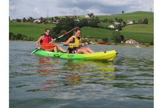 Sortie en famille - Kayak au Lac de la Gruyère 3 [article_picture_small]