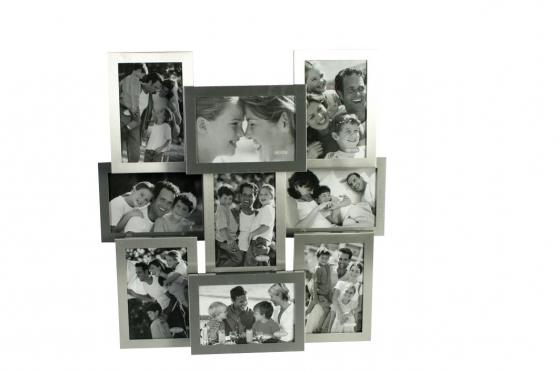 3d alu rahmen f r 9 fotos. Black Bedroom Furniture Sets. Home Design Ideas