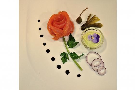 Nuit en Loveroom - avec un dîner romantique de 4 plats 3 [article_picture_small]