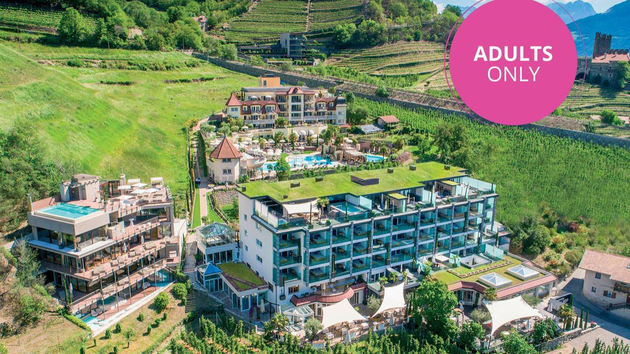Lusso in alto adige 2 notti in un hotel a 5 stelle for Lifestyle hotel sudtirol