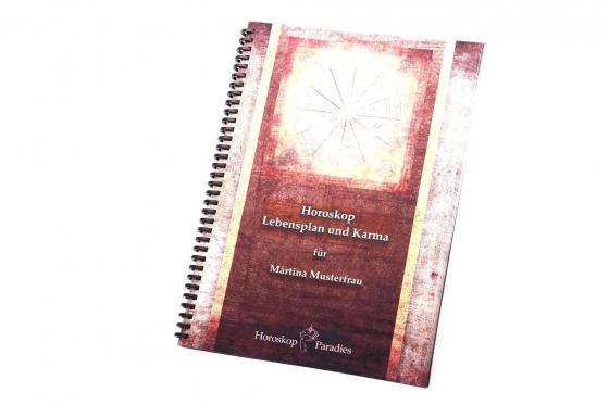 Lebensplan und Karma - Personalisiertes Horoskop 1