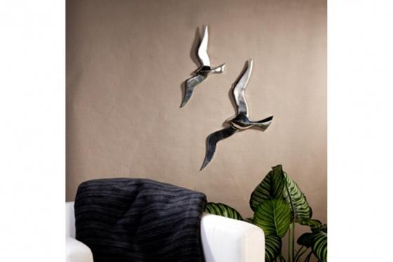 Oiseau volant for Decoration murale oiseau 3d