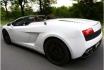 1h Lamborghini Gallardo Miete -Sportwagen selber fahren in Luzern 2