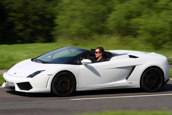 1h Lamborghini Gallardo Miete  - Sportwagen selber fahren in Luzern  [article_picture_small]