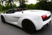 2h Lamborghini Gallardo Miete-selber fahren in Luzern inkl. 200km 2