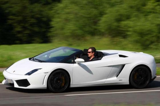 2h Lamborghini Gallardo Miete - selber fahren in Luzern inkl. 200km  [article_picture_small]