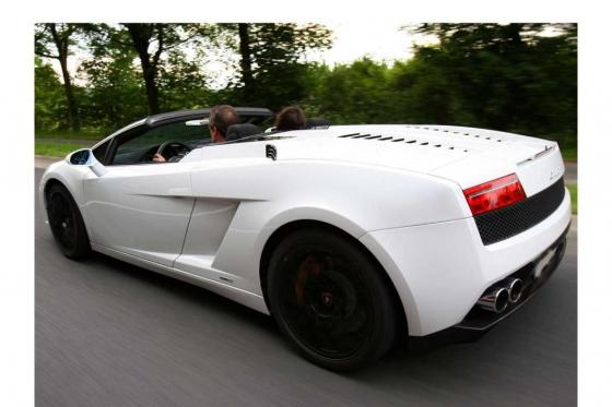2h Lamborghini Gallardo Miete - selber fahren in Luzern inkl. 200km 1 [article_picture_small]