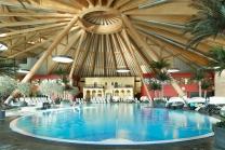Journée wellness à Aquabasilea - Entrée journalière pour les bains, sauna & hammam