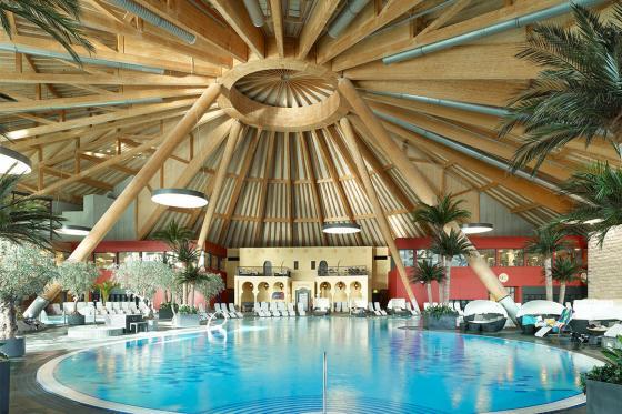 aquabasilea Day Spa für 2 - inkl. Wellness, Sauna und Massage 9 [article_picture_small]