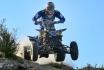 Quad auf Motocross Strecke-Fahrspass für Offroad-Fans 1