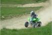 Quad auf Motocross Strecke-Fahrspass für Offroad-Fans 3