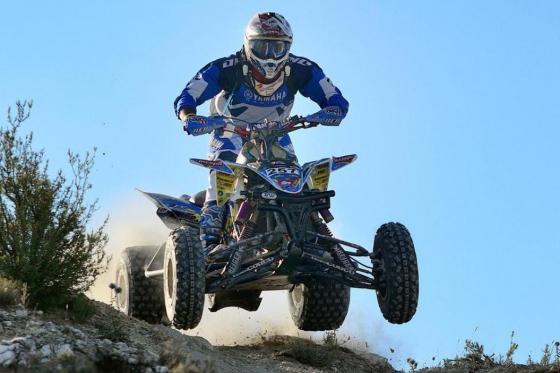Quad auf Motocross Strecke - Fahrspass für Offroad-Fans  [article_picture_small]