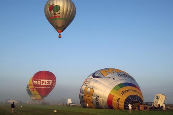 Tour en montgolfière - Au-dessus de Berne  [article_picture_small]