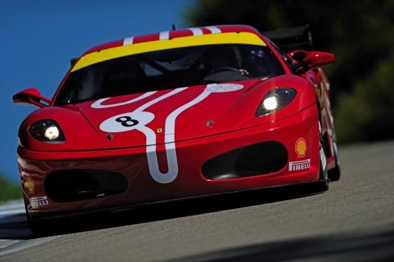 Baptême sur circuit - en Ferrari F430 Challenge  [article_picture_small]
