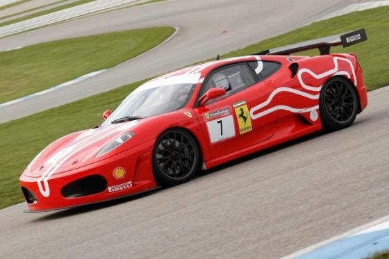 Baptême sur circuit - en Ferrari F430 Challenge 1 [article_picture_small]