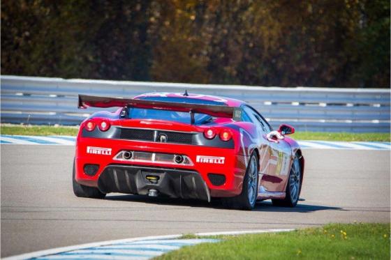 Baptême sur circuit - en Ferrari F430 Challenge 3 [article_picture_small]