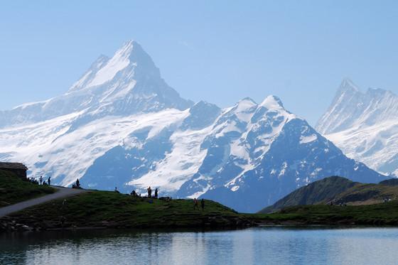 Séjour romantique dans l'Oberland bernois - avec tour en hélicoptère - forfait Carpe Diem  [article_picture_small]