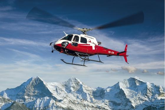 Séjour romantique dans l'Oberland bernois - avec tour en hélicoptère - forfait Carpe Diem 2 [article_picture_small]