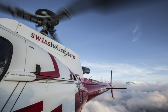 Séjour romantique dans l'Oberland bernois - avec tour en hélicoptère - forfait Carpe Diem 3 [article_picture_small]