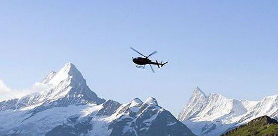 Séjour romantique dans l'Oberland bernois - avec tour en hélicoptère - forfait Carpe Diem 4 [article_picture_small]