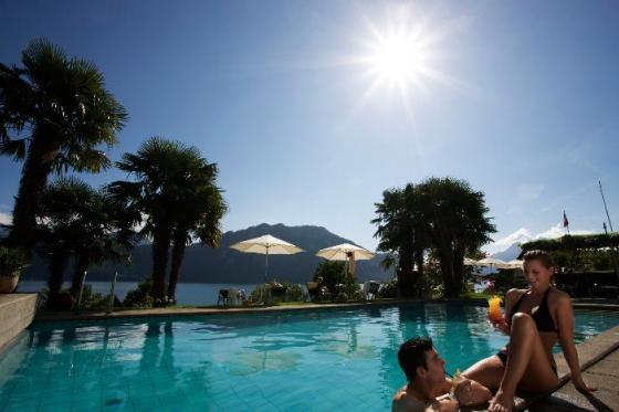 Kurzurlaub im Wellness Hotel - 2 Nächte am Vierwaldstättersee  [article_picture_small]