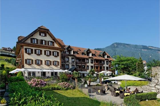 Kurzurlaub im Wellness Hotel - 2 Nächte am Vierwaldstättersee 1 [article_picture_small]