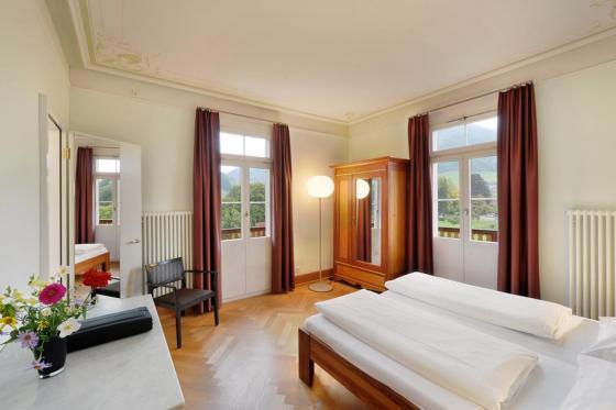 Nostalgisches Schweizer Hotel - Übernachtung inkl. 4-Gang-Dinner 1 [article_picture_small]