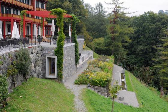 Nostalgisches Schweizer Hotel - Übernachtung inkl. 4-Gang-Dinner 10 [article_picture_small]