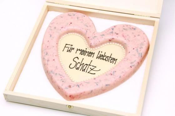 Waldbeer Herz - dein Text!