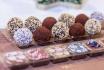 Schokoladen Kurs-Pralinen & Truffes selber machen 1