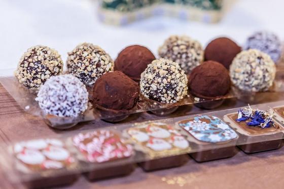 Schokoladen Kurs - Pralinen & Truffes selber machen  [article_picture_small]
