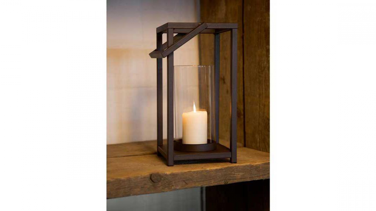 Lampe temp te philippi for Lampe pour dehors