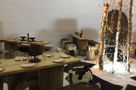 Fondue Menü im Iglu - für 1 Person in Leysin (VD) 9 [article_picture_small]