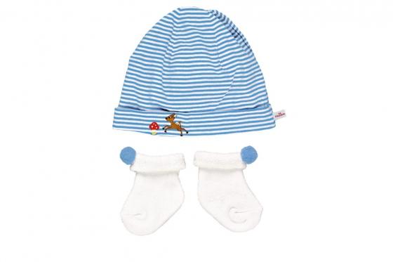 Bonnet & Chaussettes - Cadeau pour bébé