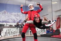 Indoor Bodyflying in Sion - 6 Flüge teilbar auf 1 oder 2 Personen