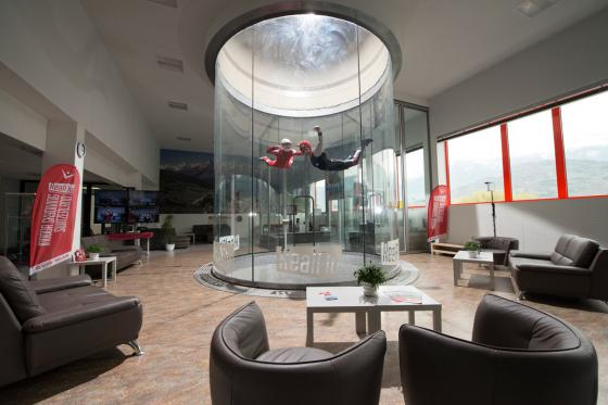 Indoor Bodyflying in Sion - 6 Flüge teilbar auf 1 oder 2 Personen 4 [article_picture_small]