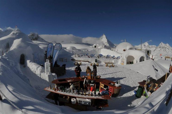 Iglu-Bau Schnupperstunde - 1h in Engelberg oder Gstaad 3 [article_picture_small]