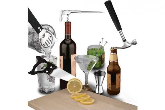 Bar Zubehör Set - Für Cocktail Fans