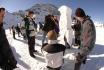 Schneeskulpturen selber machen-Schnupperstunde im Iglu-Dorf 1