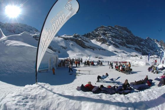Schneeskulpturen selber machen - Schnupperstunde im Iglu-Dorf 2 [article_picture_small]