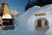 Menu Fondue dans un igloo-Pour 2 personnes, à Leysin (VD) 3