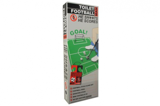 Fussball - Für die Toilette 3