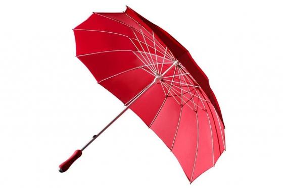 Herz Regenschirm - Personalisierbar 1