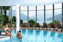 Wellness Übernachtung am See - Hotel Alexander & Gerbi, Weggis