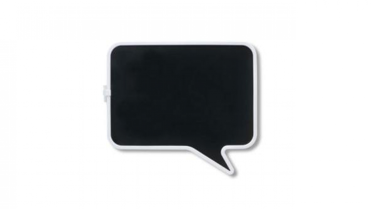tableau magn tique noir bulle cadeaux24. Black Bedroom Furniture Sets. Home Design Ideas